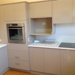 Kitchen cabinetry re-spray