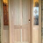 New door BEFORE shot
