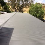 Roof re-spray