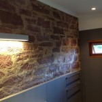 Extension Interior wall - AFTER shot
